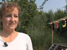 Tsjechische Petra maakt kunst voor het Enschedese Zuiderfestival