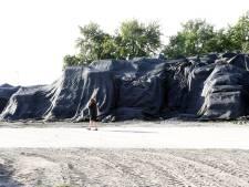 Na 1000 vrachtwagens nadert de falende mattenverwerking van Tuf Recycling het einde