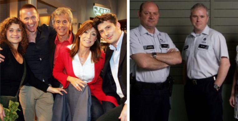 Wat is er gebeurd met de acteurs van 'Wittekerke' en 'Flikken'?