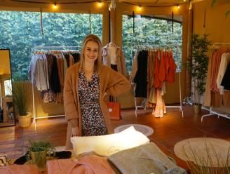 """Zorgjuf Freya (28) ruilt webshop Spread the Sparkle tijdelijk in voor pop-upboetiek: """"Leuk om klanten eens te kunnen ontmoeten"""""""