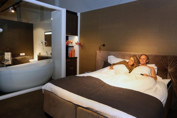 Er is in de binnenstad van Apeldoorn ruimte voor een of twee nieuwe hotels, concludeert adviesbureau B@S Consultants.