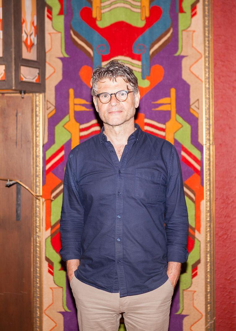 Alex Rutten: 'We houden de band met het publiek graag warm.' Beeld Nina Schollaardt
