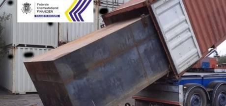 Douanier zocht buiten werkuren info over container met 11,5 ton cocaïne