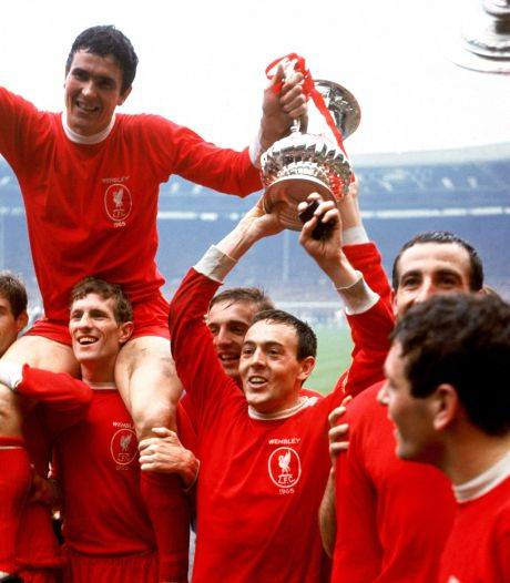 Ian St. John, légende de Liverpool, est décédé à 82 ans