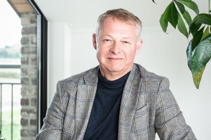 Kris De Bruyckere is de nieuwe voorzitter van FC Dworp.