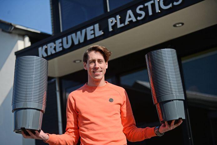 Luc Snijders van Kreuwel Plastics.