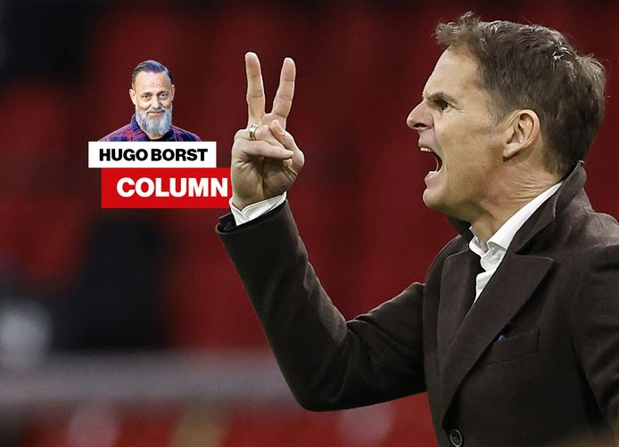 Frank de Boer.
