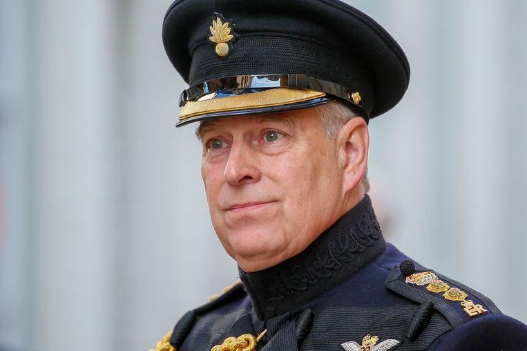 Na het interview legde prins Andrew zijn openbare functies neer.  Beeld EPA