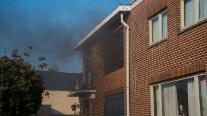 Kelderbrand veroorzaakt heel wat rookschade