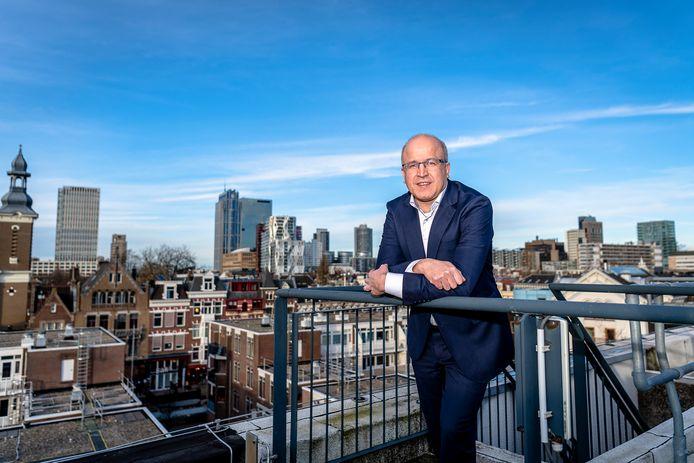 Mohamed el Achkar, lid raad van bestuur van Woonstad:  'Niet alle huurders zijn tegen sloop en nieuwbouw'