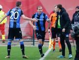 Vormer redt punt voor Club Brugge op de Bosuil