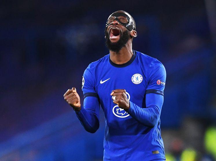 Kanté en Werner loodsen Chelsea langs tandeloos Real