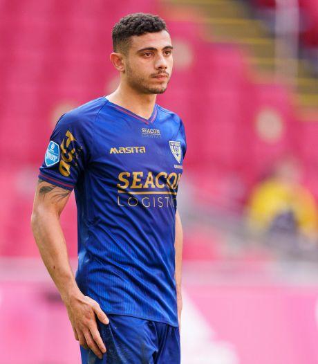 Giakoumakis sluit later aan bij VVV: 'We gunnen hem een mooie stap, mits juiste prijs betaald wordt'