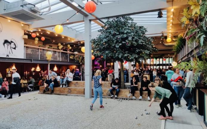 Er komt een jeu de boules-baan in Delft.