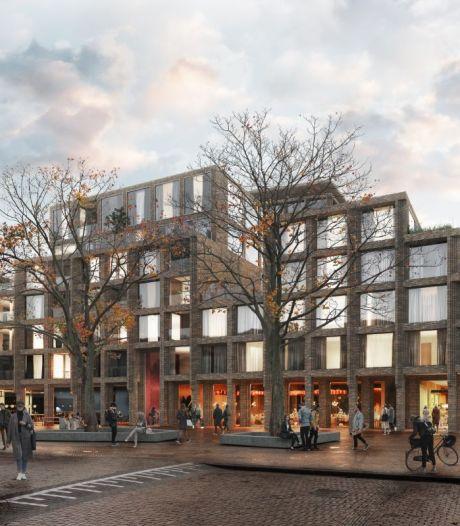 50 hotelkamers en 150 appartementen: dit weten we al over de opvolger van Hudson's Bay