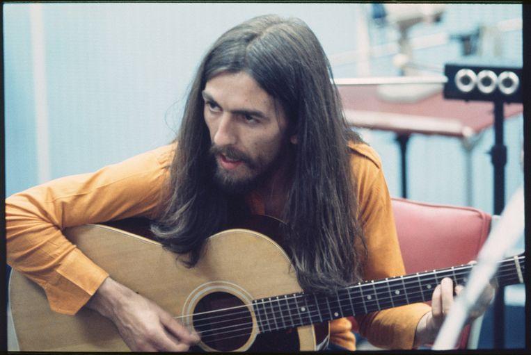 George Harrison Beeld Richard DiLello