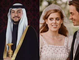 ROYAL BITS. Jordaanse kroonprins getroffen door corona en prinses Beatrice onthult naam van eerste kindje