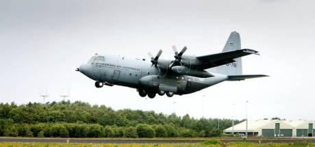 Toch geen Hercules-vliegtuigen of -parachutisten te zien bij Eindhoven vanwege technische problemen