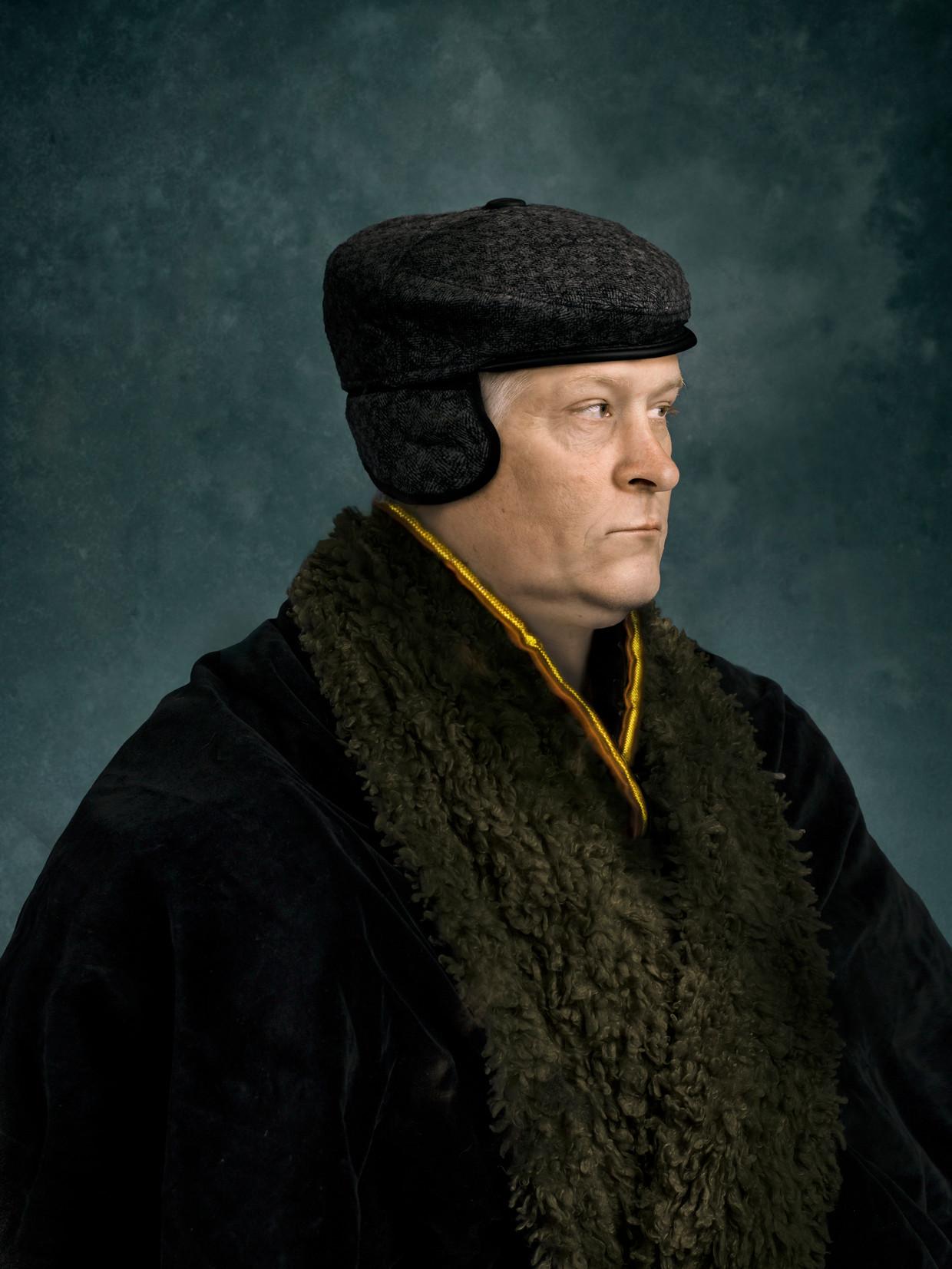 Thomas Cromwell, graaf van Essex, baron Cromwell van Okeham, hoofdadviseur van koning Henry VIII. Onthoofd.