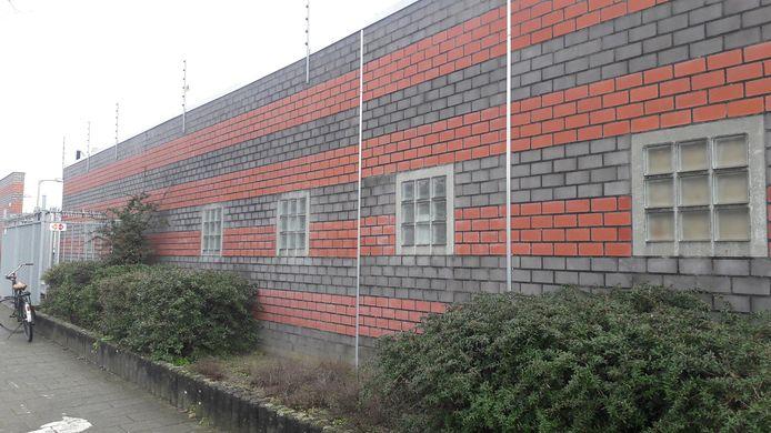 Cellenblok bij het politiebureau in Den Bosch.