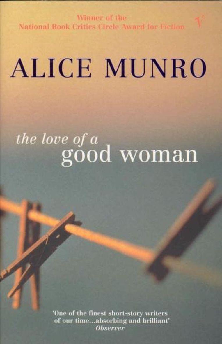 Alice Munro The love of a good woman Beeld rv