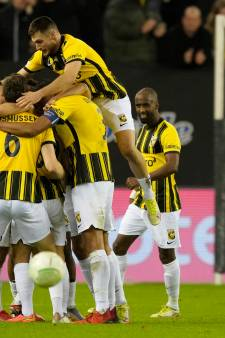 Vitesse levert stunt af in Europa: Tottenham Hotspur te kijk gezet in GelreDome