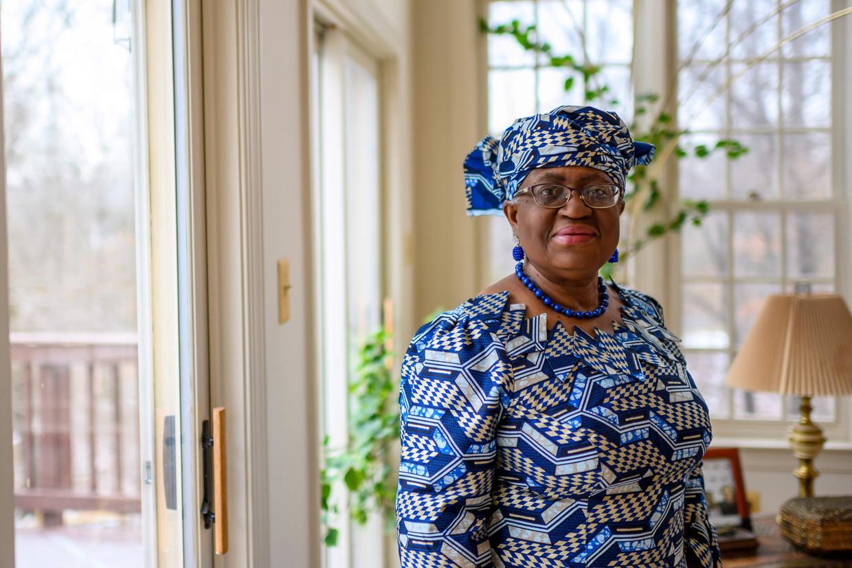 Nigeria's Ngozi Okonjo-Iweala