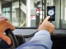 Dwangsom van 10.000 euro voor taxibedrijf Uber
