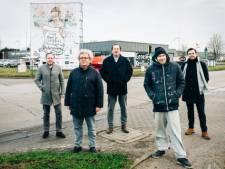 """Streetartist Jeremiah tekent voor Bedrijvig Brugge: """"Het moet ondernemers moed geven in coronatijden"""""""