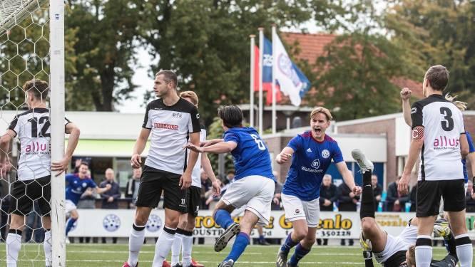 FC Winterswijk pakt bij MASV eerste uitzege sinds 29 maanden, SDOUC fiere koploper en DVV verliest verrassend van vv Montferland
