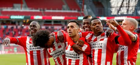 PSV kan bijna gaan duimen voor Manchester United