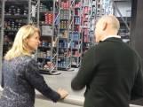 Staatssecretaris Mona Keijzer steekt MKB hart onder de riem in Zierikzee