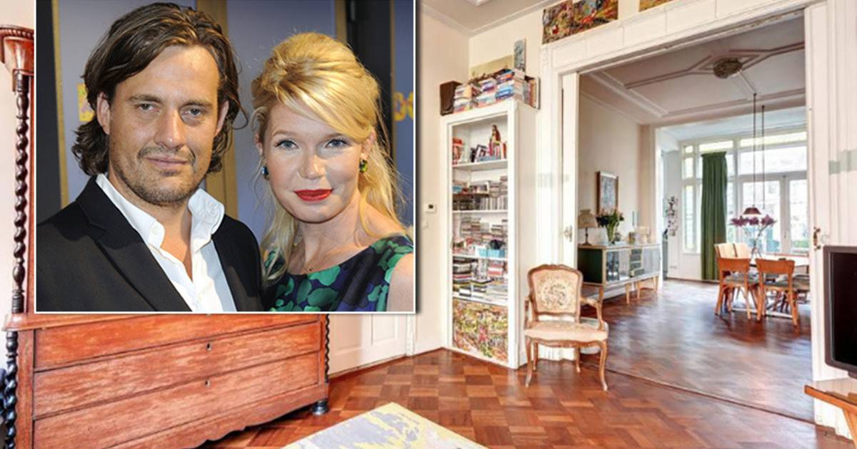 Tjitske Reidinga En Ex Zetten Amsterdams Huis Te Koop Show Ad Nl