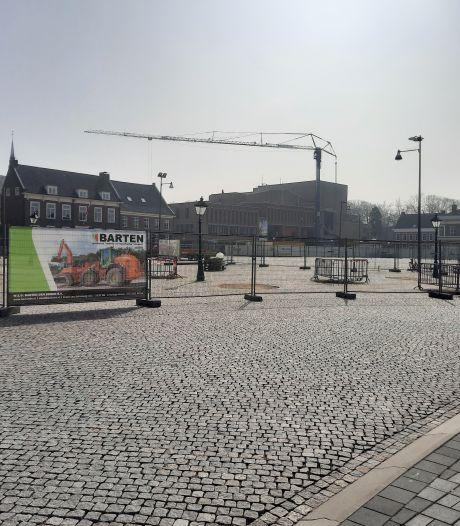 Een boomloze Parade: 'Het mooiste plein van Nederland is er nu een als zovelen'