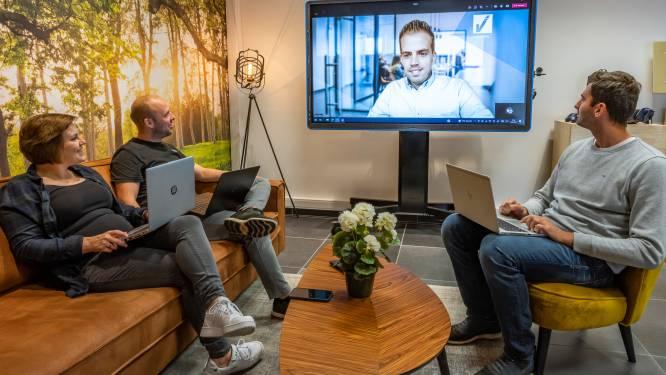 "VanRoey.be heropent digitaal belevingscentrum na anderhalf jaar: ""Medewerkers thuis of op kantoor vlekkeloos laten samenwerken op veilige en vlotte manier is nu de uitdaging van CEO's"""
