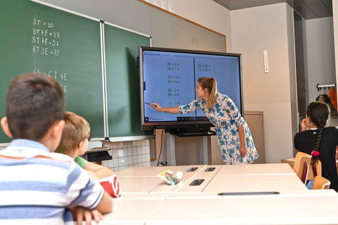 SBS De Brug organiseerde vorig jaar al een zomerschool.