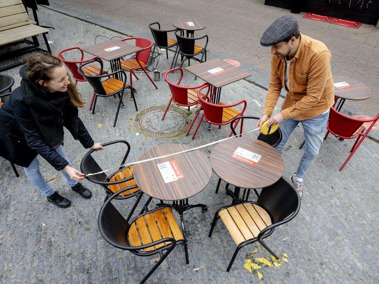 LIVE. Met vier aan tafel en terrassen om 22 uur dicht - EMA presenteert nieuwe analyses over AstraZeneca