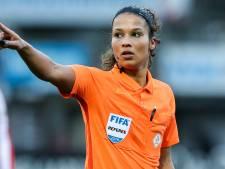Primeur: Shona Shukrula eerste vrouwelijke vierde official in betaald voetbal