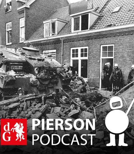 Piersonpodcast Deel II   Commando's halen met 'bom' Radio Rataplan uit de lucht: 'Vandaag zijn de grappen op'
