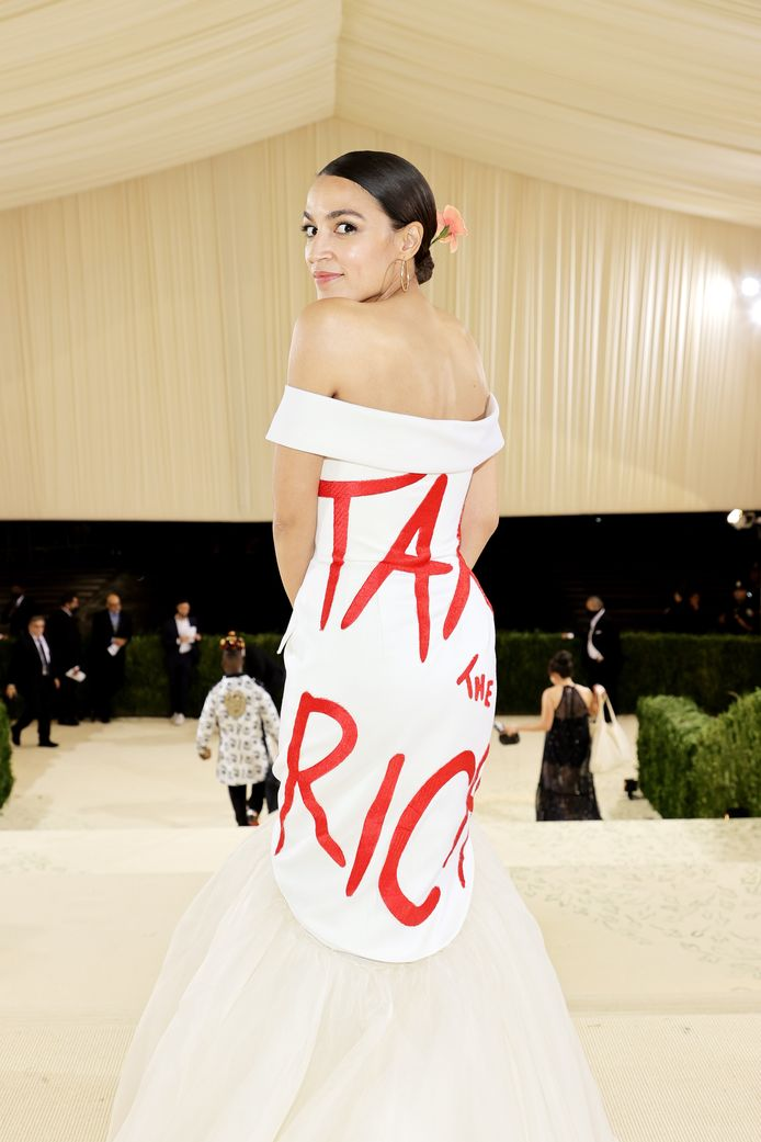 Jimmy McCarthy / MG21 / Getty Images per il Met Museum / Vogue