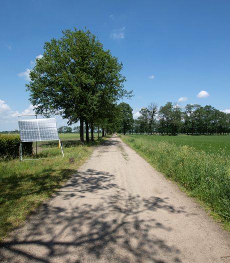 Raad van State maakt weg vrij voor zonnepark van 36 hectare in Hall