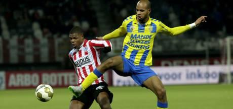 FC Eindhoven heeft met Rigino Cicilia de gewenste spits binnen