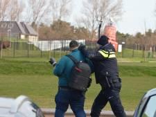 Politie in de fout: fotograaf hardhandig weggestuurd bij anti-terreuroefening