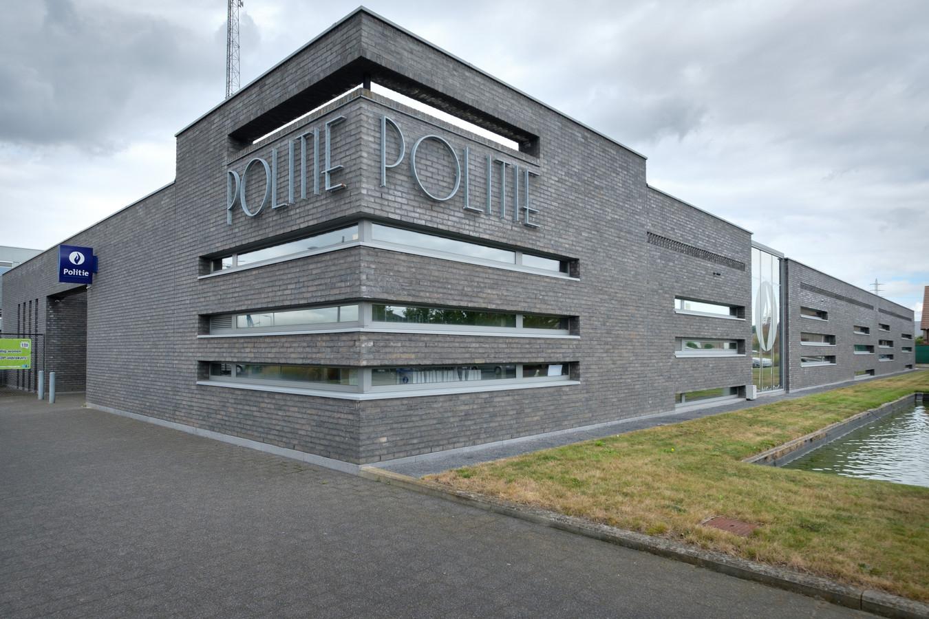 Het commissariaat van politiezone Klein-Brabant
