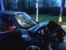 Dubbel pech voor automobilist in Papendrecht