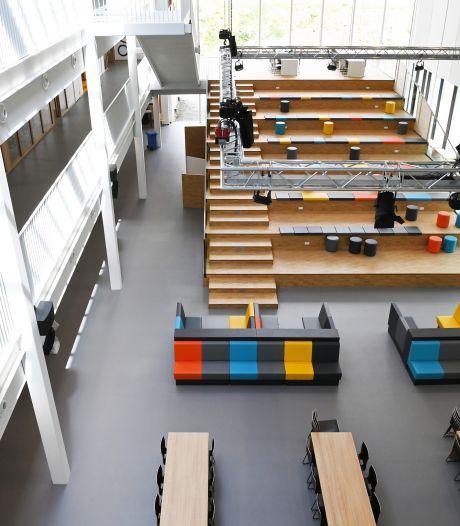 Nieuwbouw Cambreur College in Dongen ingericht
