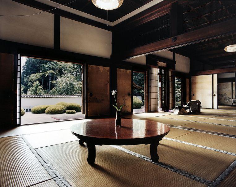 Uit de Kyoto-serie Beeld null
