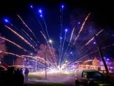 Opnieuw vuurwerkbommen en molotovcocktails in Urk: 'Laat die jongeren toch lekker'