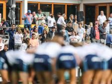 Rake strafbal in slotseconde goud waard voor vrouwen HC Tilburg: 'Maar als wij het kwijtraken, zijn we het ook helemaal kwijt'