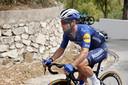 Mark Cavendish tijdens de Ruta del Sol.